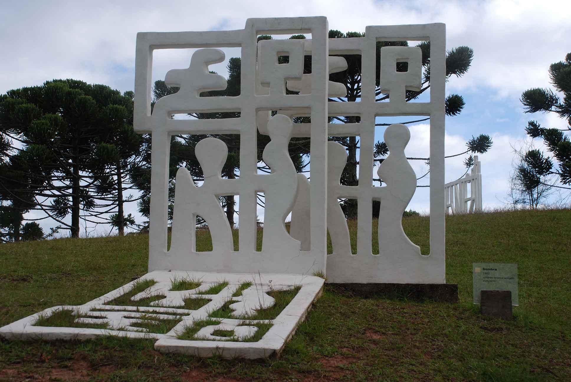 Museu Felícia Leirner -Campos-do-Jordao-Artes-Museu-Felicia-Lerner-Sombra-1982