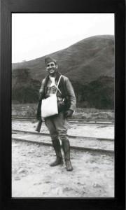 Soldado Paulo de Almeida - Estação E. RIbas