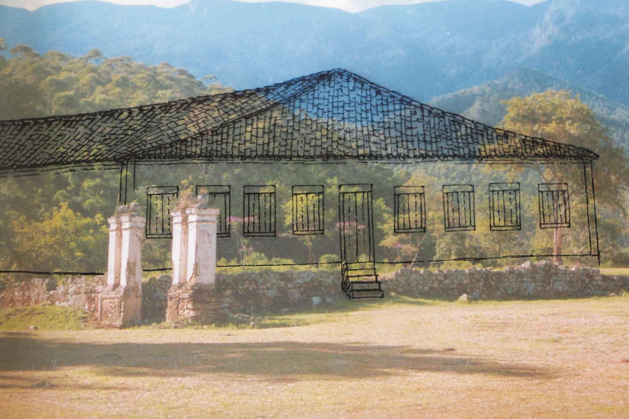 Fazenda São Sebastião do Ribeirão Grande em Pindamonhangaba - Sítio Arqueológico