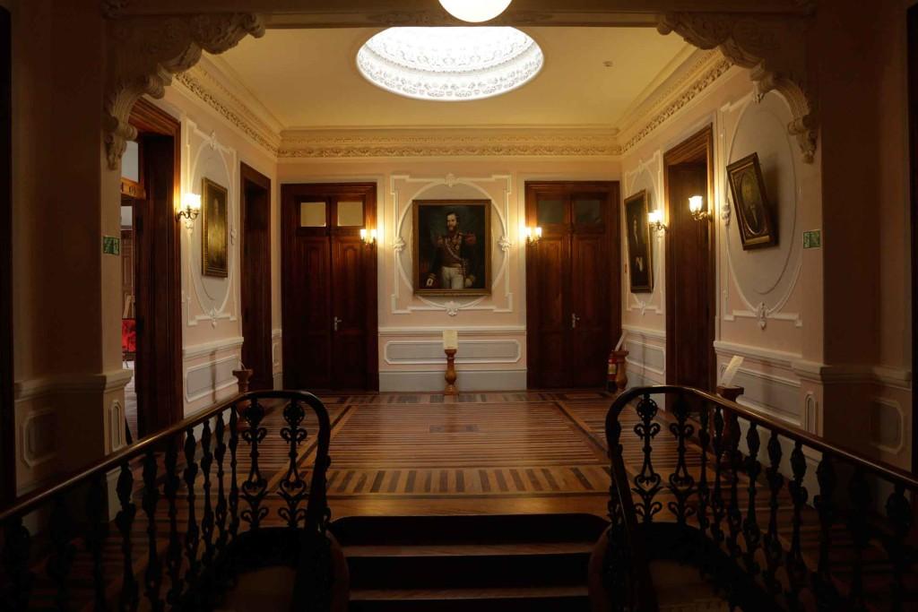 Palácio 10 de Julho em Pindamonhangaba - Centro de Memória Barão Homem de Mello