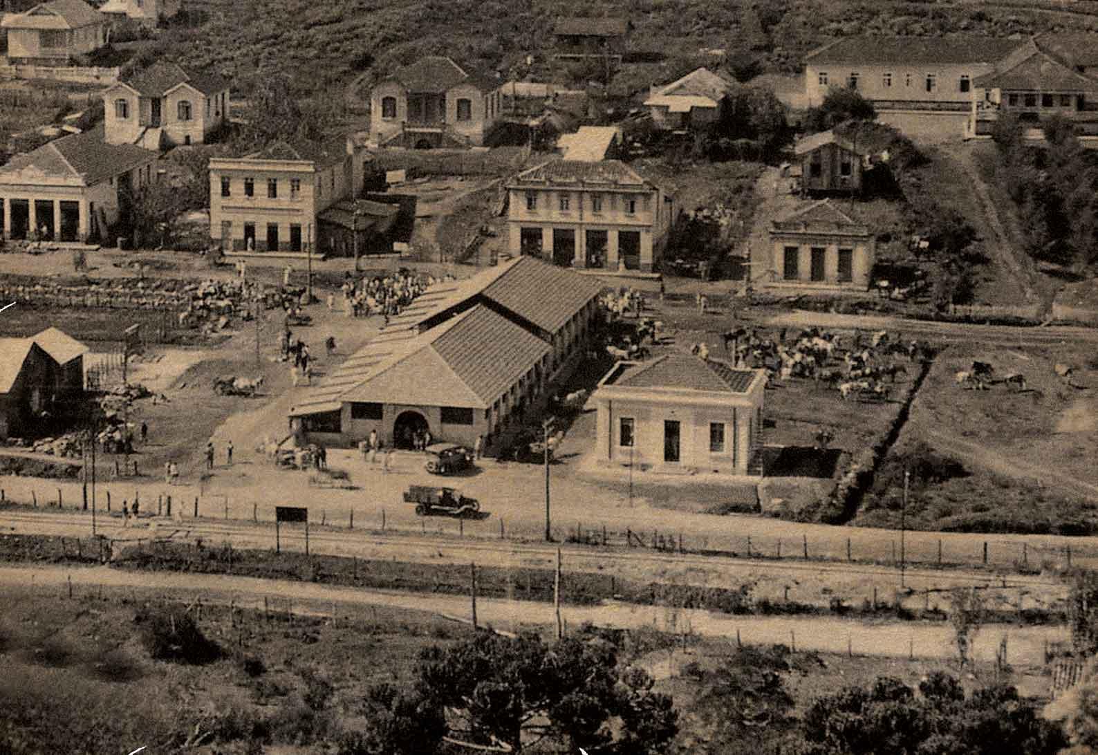 Vila Abernéssia - 1930