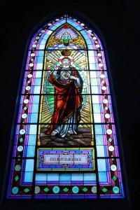 Igreja Matriz Santa Teresinha-Campos-do-Jordao-Turismo-Religioso-Igreja-Santa-Terezinha-Matriz-vitral-IMG_0448