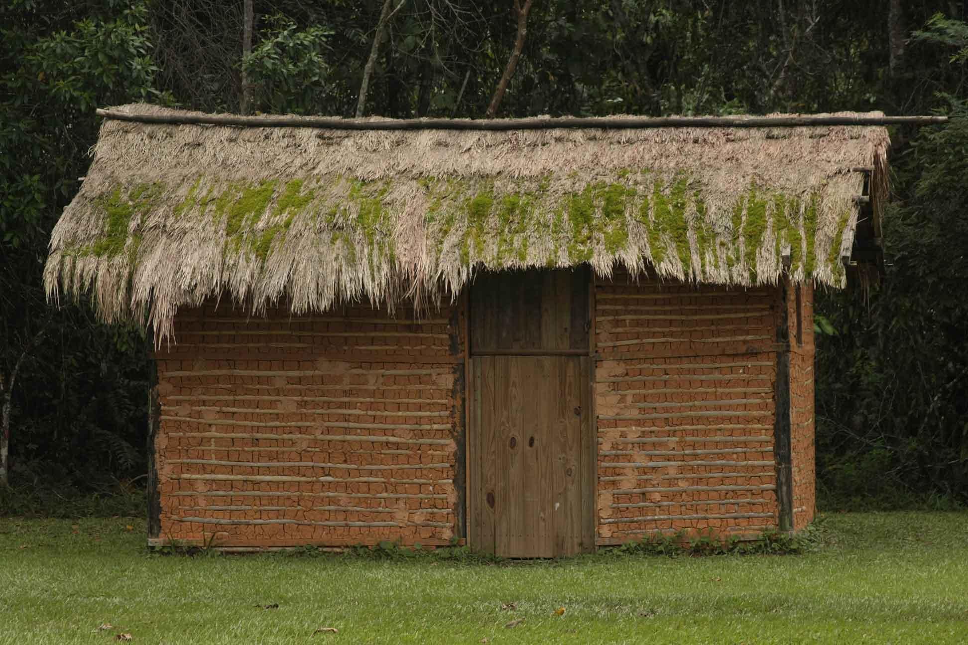 Ubatuba - Taipa de pilão