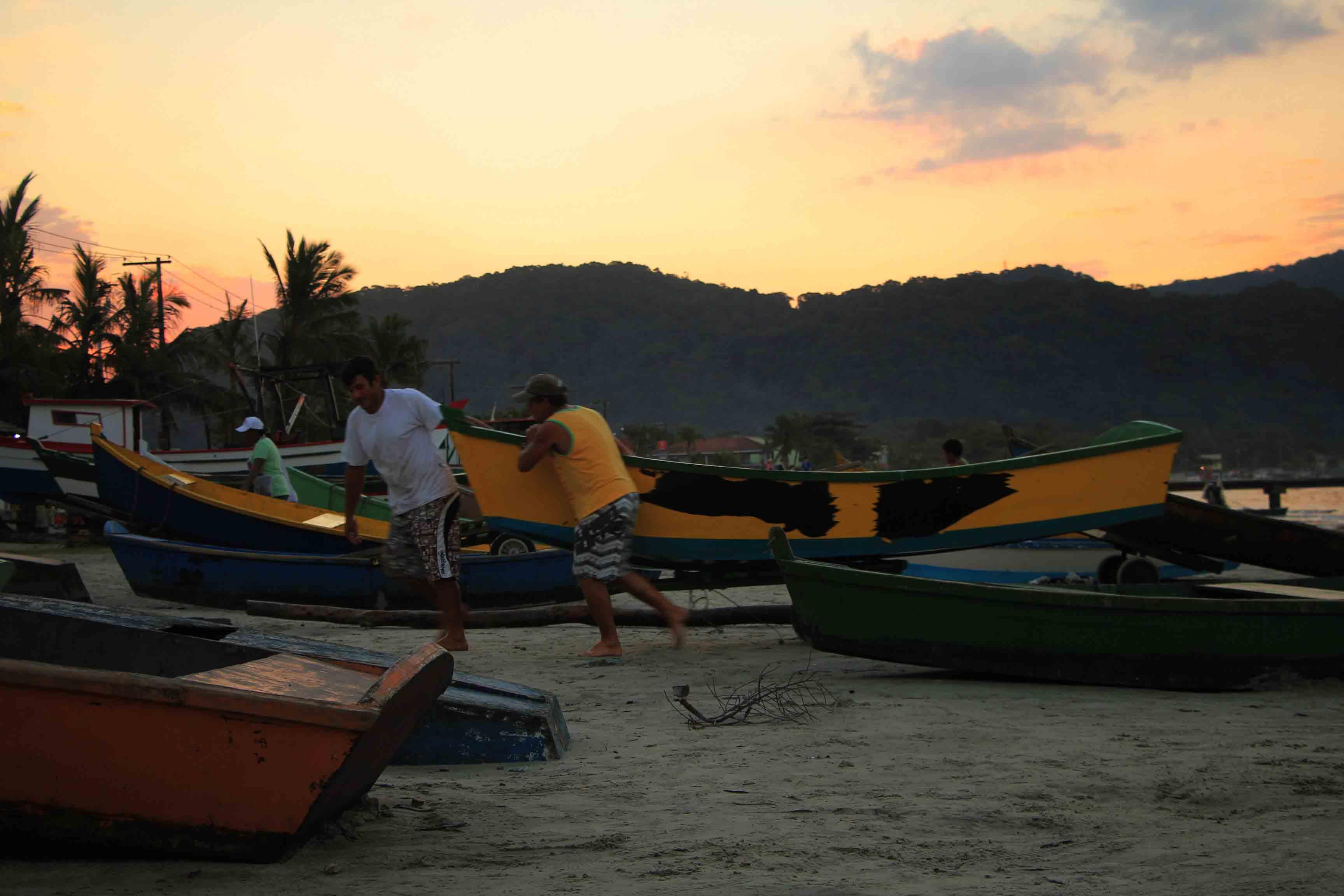 Pescadores do Perequê