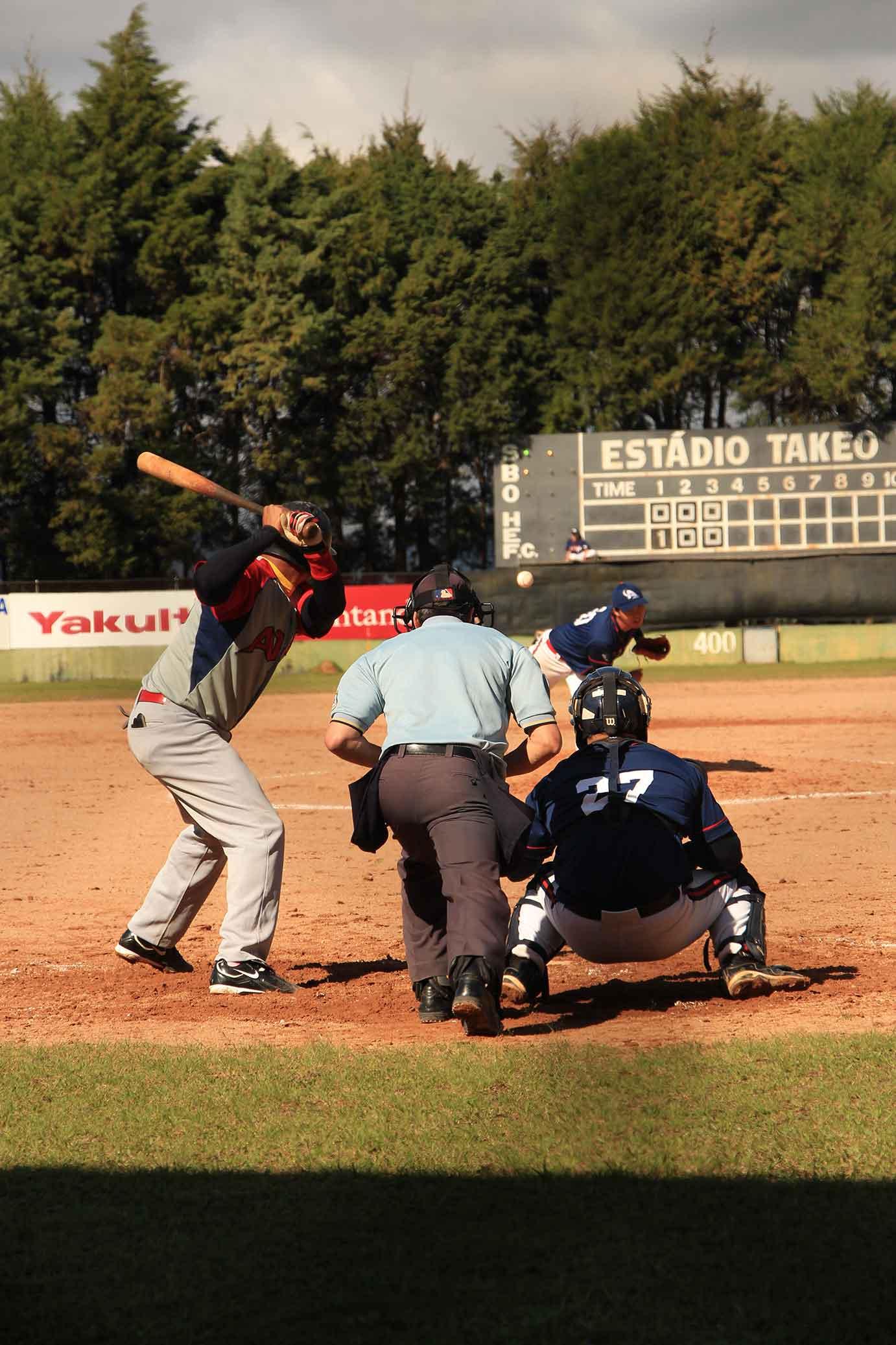 Beisebol - Cultura Japonesa