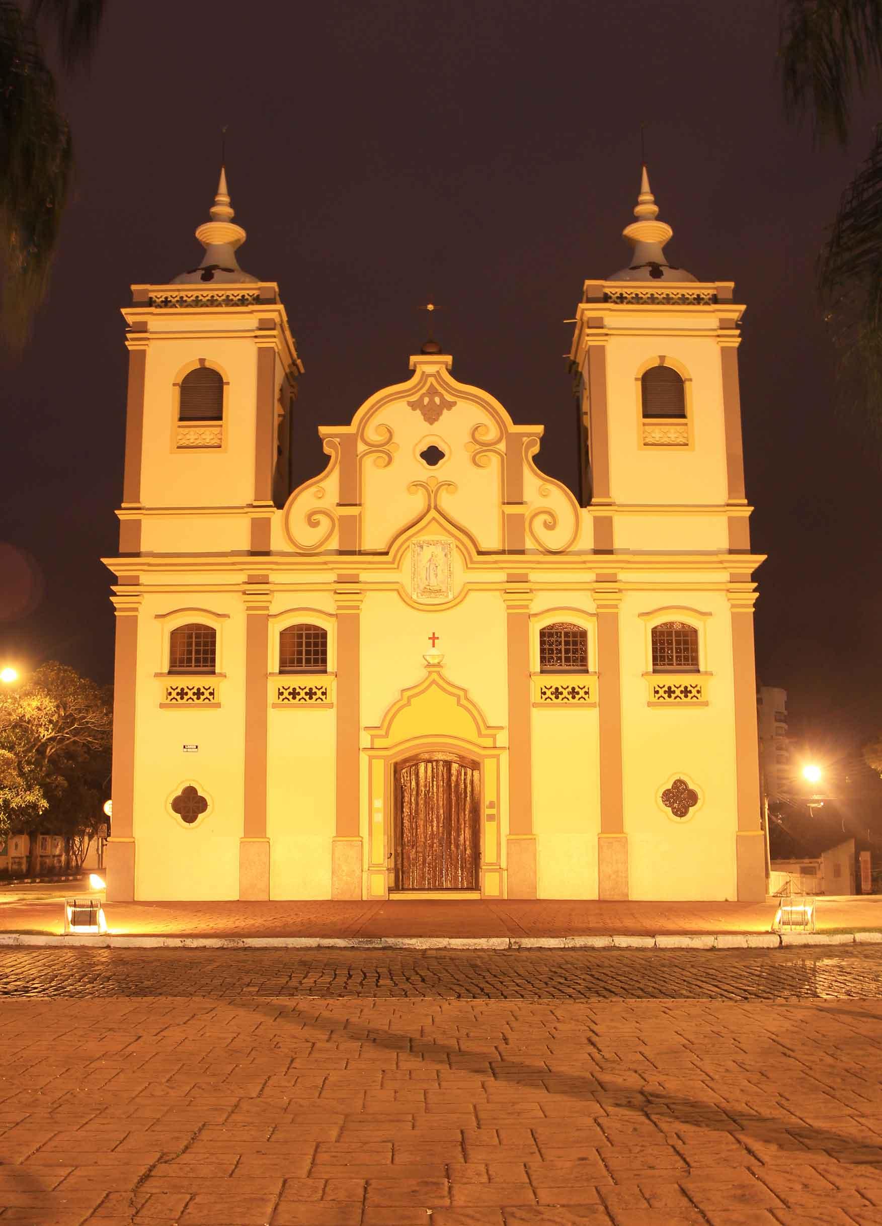 Fachada Igreja do Rosário