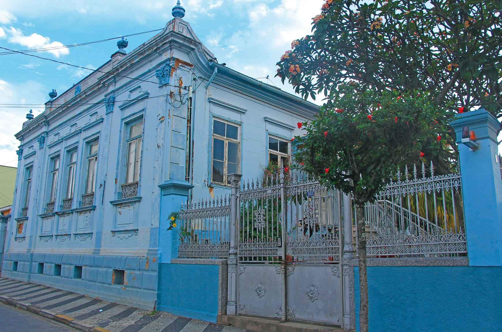 Bragança Paulista - Palacete do Barão de Itapema