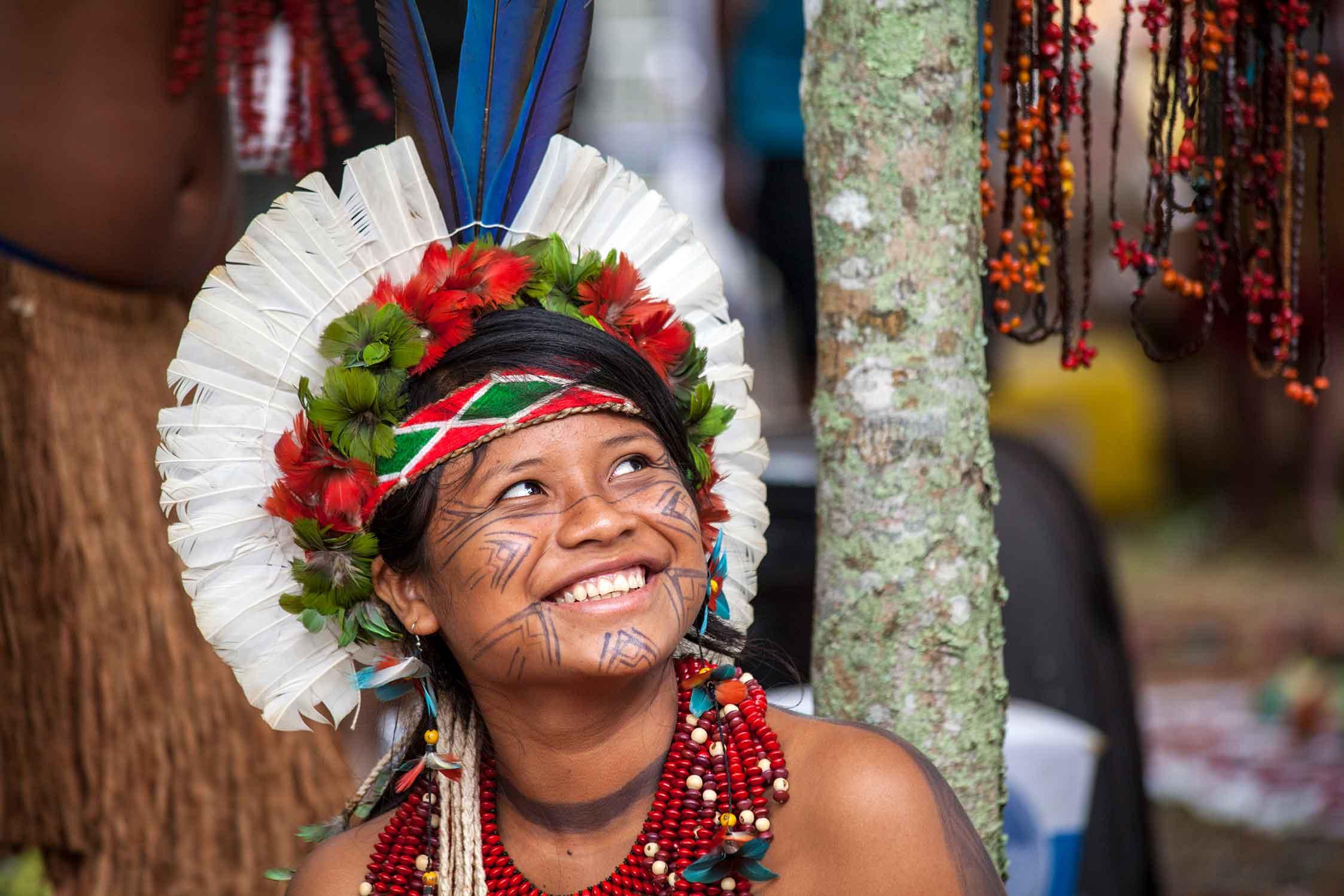 Índios - foto Alexandre Andreazzi