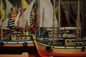 Guaruja -Artes-Artesanato-barcos-bx