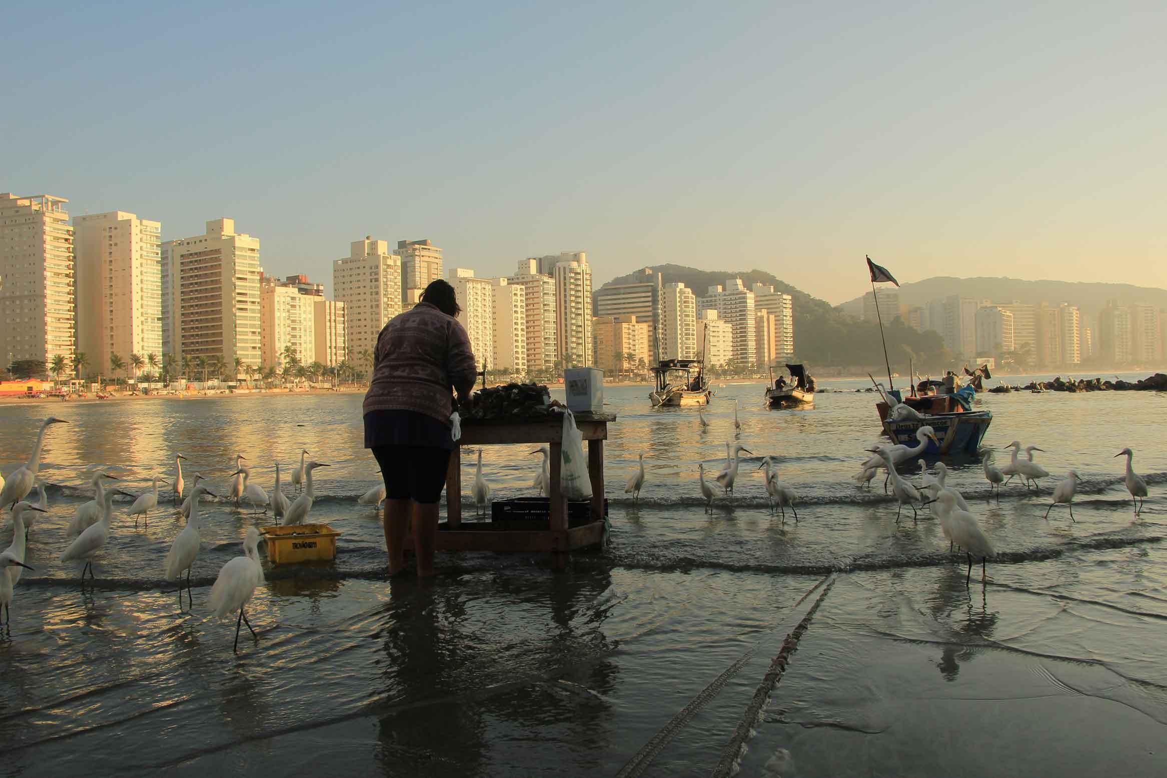 Vida de Caiçara - Guarujá