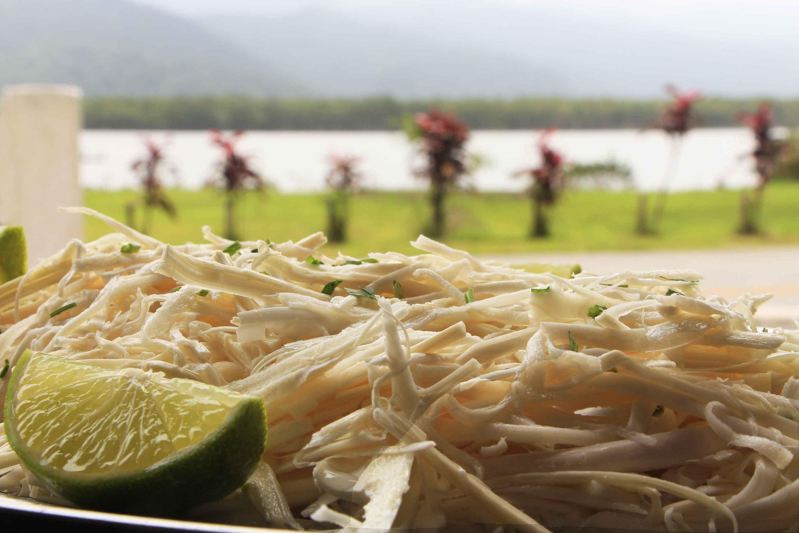 Guaruja-Gastronomia-pupunha-Salada-de-Palmito-cru-Rest-Joca-bx