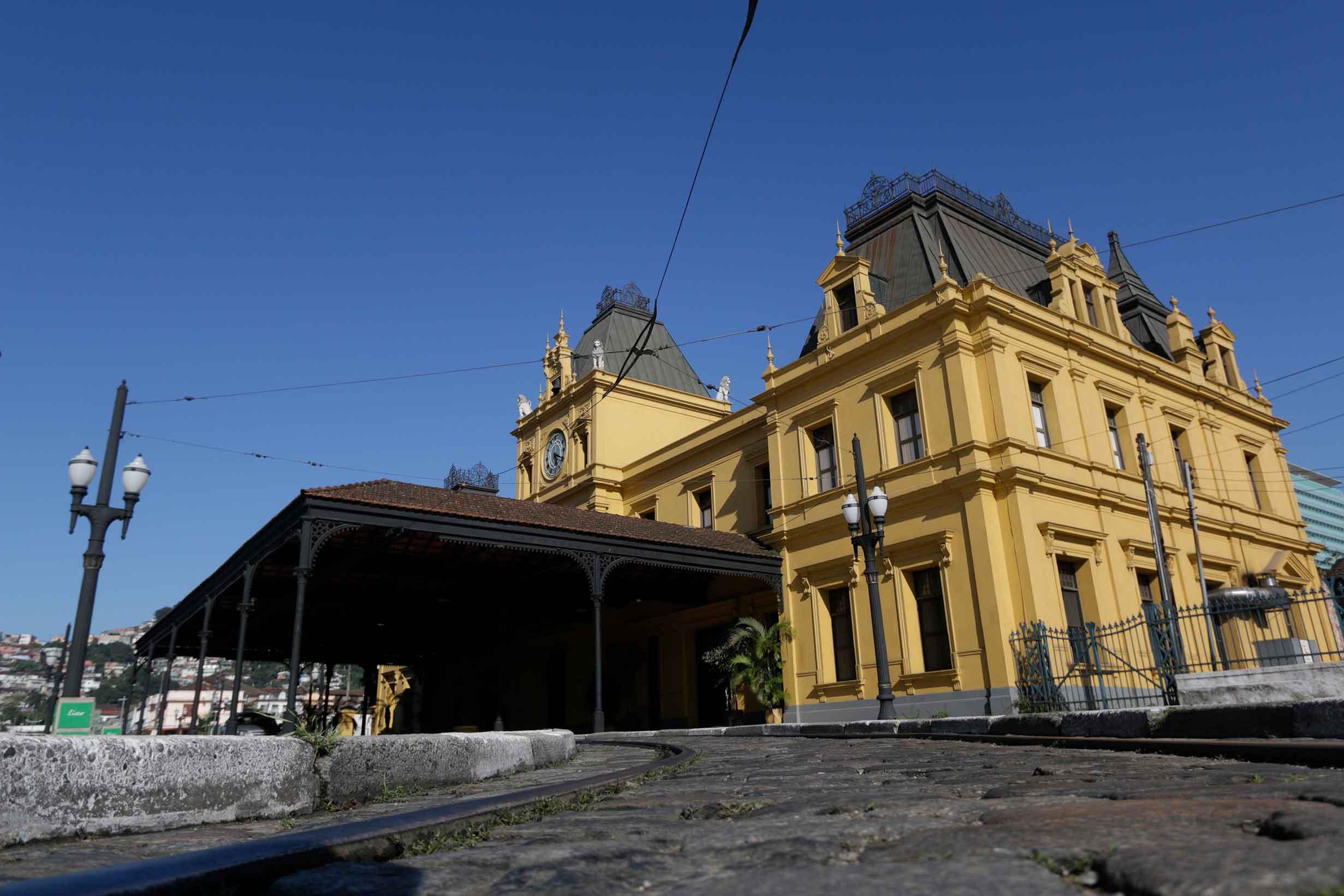 Estação de trem Valongo