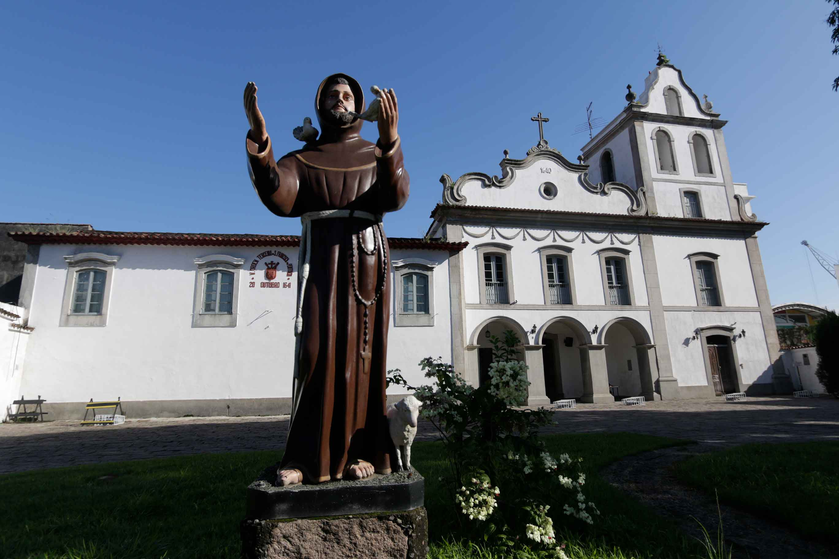Resultado de imagem para santo antonio do valongo santos