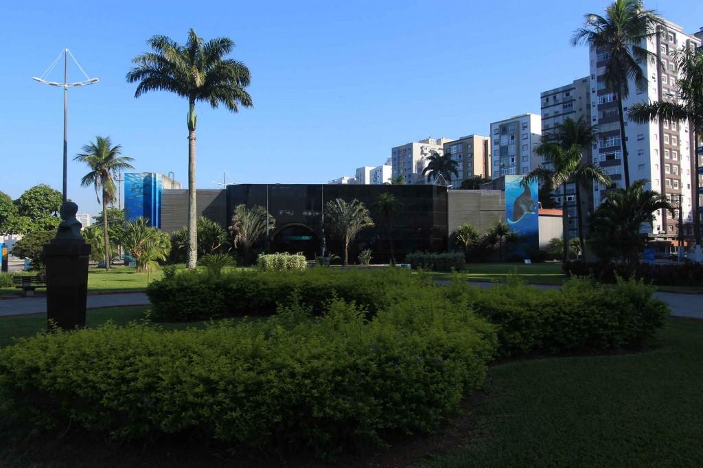 Aquário Municipal de Santos-Turismo-aquario-fachada-IMG_5051-bx