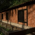 Casa da Cultura Afro-Brasileira em São Vicente