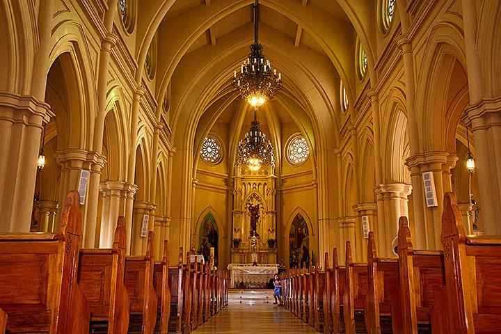Igreja Matriz de São Sebastião-Foto: Sergio Luiz Jorge -Expressão Studio