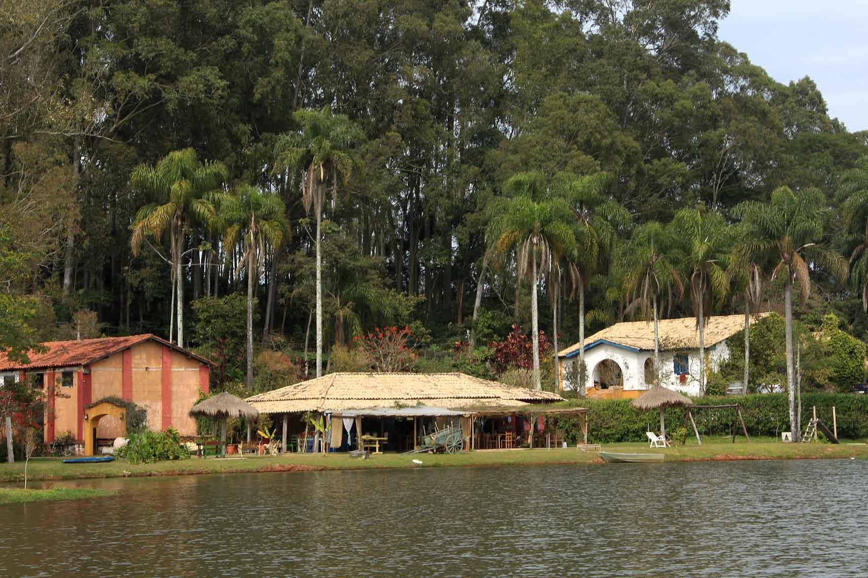 Atibaia - Fazenda Paraíso