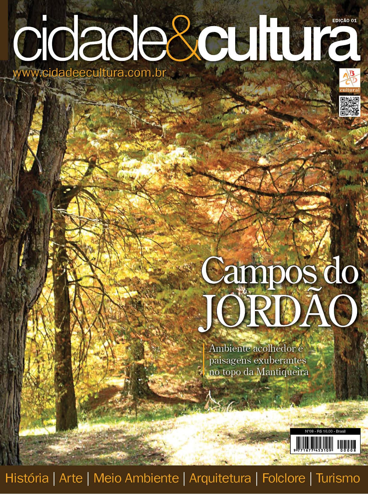 Campos do Jordão ed.1