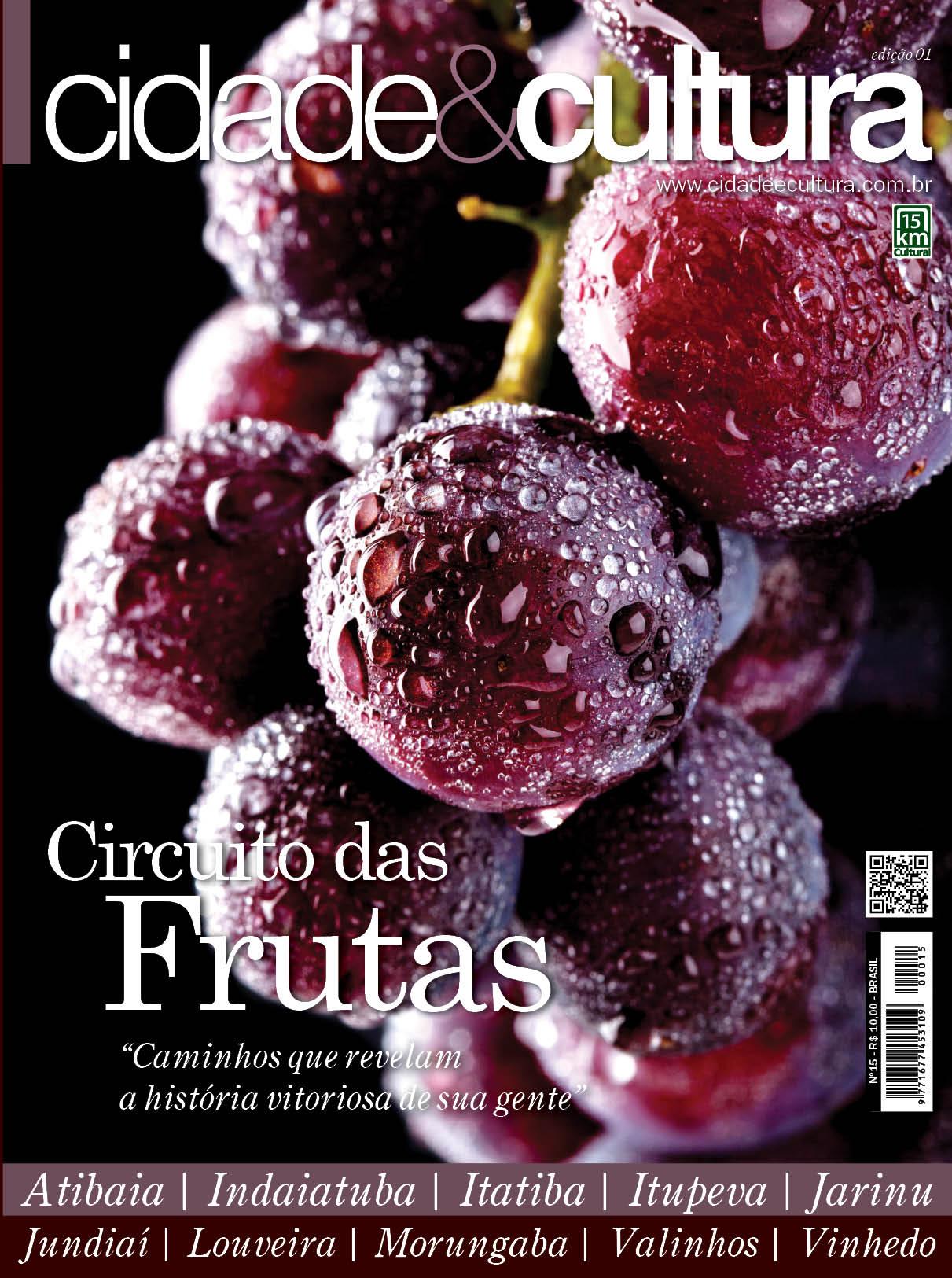 Circuito das Frutas ed.1