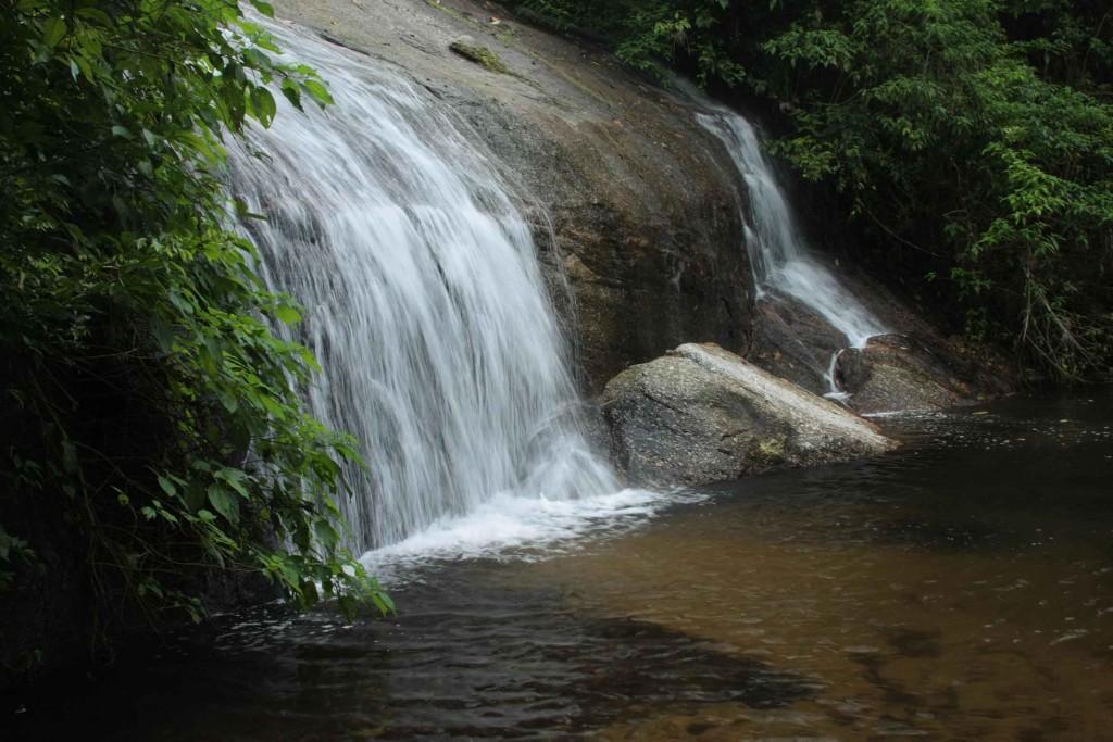 Cachoeira dos Três Tombos. Foto: Tatyana Andrade