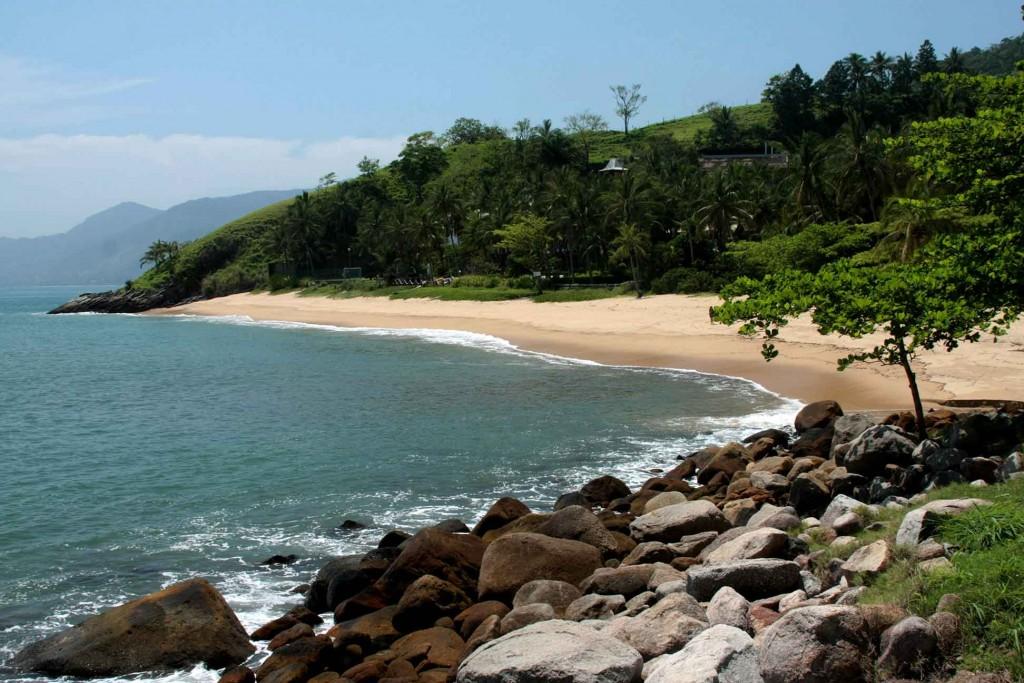 Praias do Sul - Ilhabela-Praia da Feiticeira. Foto: Tatyana Andrade
