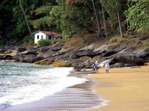 Praias do Norte - Ilhabela-Praia da Fome. Foto: Robert Werner