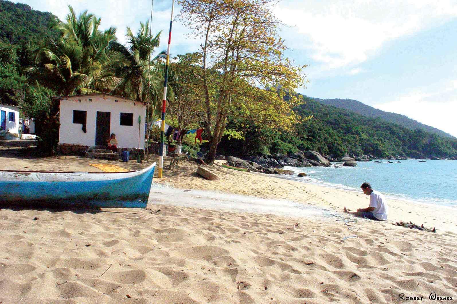 Praias do Leste - Ilhabela