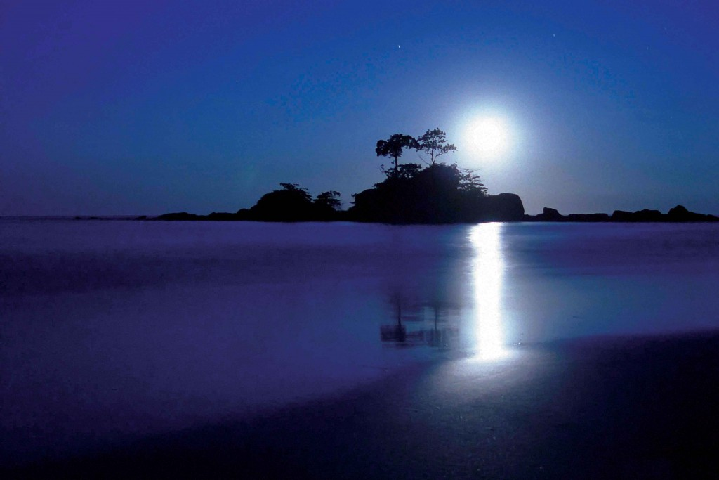 Praia de Castelhanos - foto: Robert Werner