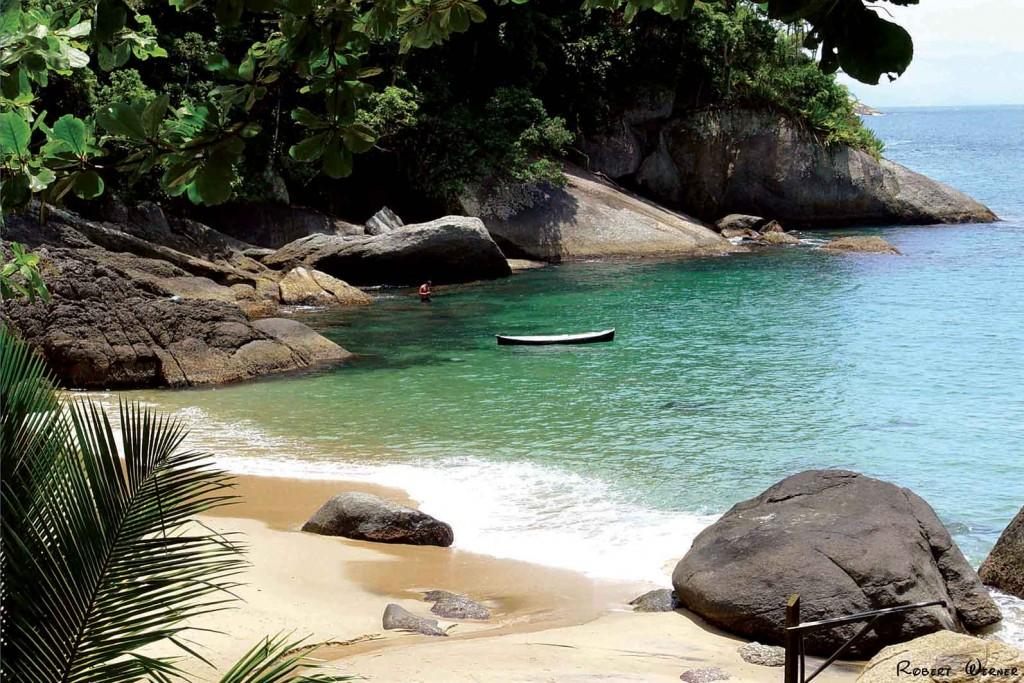 Praias do Leste - Ilhabela-Praia de Guanxuma