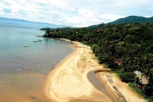 Praia do Barreiro. Foto: Robert Werner