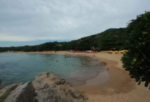 Praias do Sul - Ilhabela-Praia do Curral. Foto: Marcio Masulino