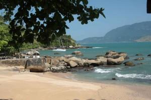 Praia do Portinho. Foto: Tatyana Andrade