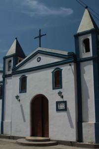 Capelas em Ilhabela-Capela de São João Batista