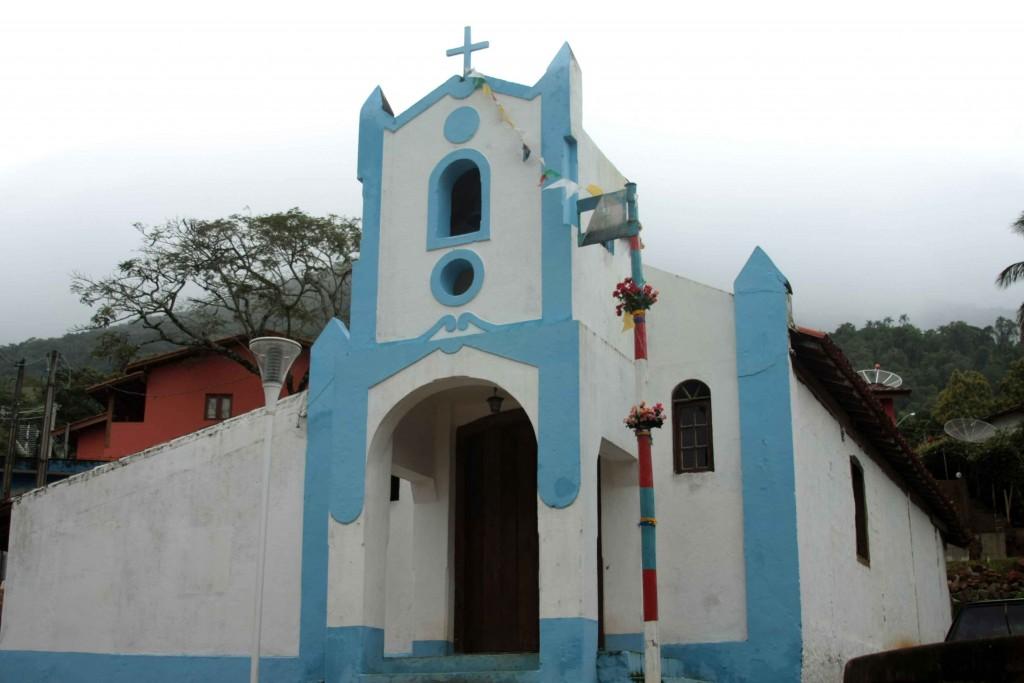 Festas Religiosas em Ilhabela-Capela de São Pedro