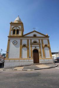 Igrejas em Itatiba-Igreja do Rosário