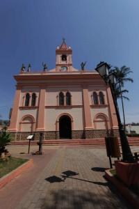 Igrejas em Jarinu-Igreja Matriz de Nossa Senhora do Carmo de Campo Largo