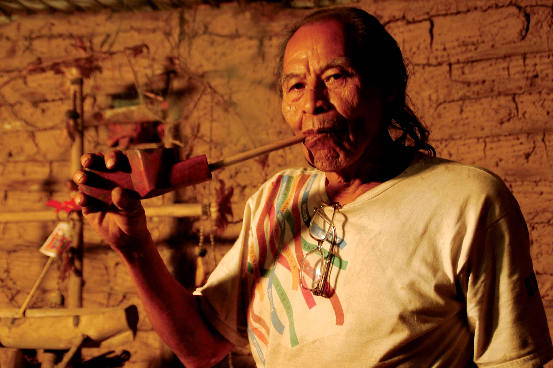 Tribo Guarani - São Sebastião