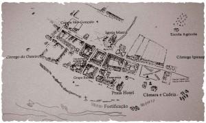História de São Sebastião-Mapa-da-Vila-5-bx