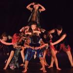 A coreografia de Danilo César