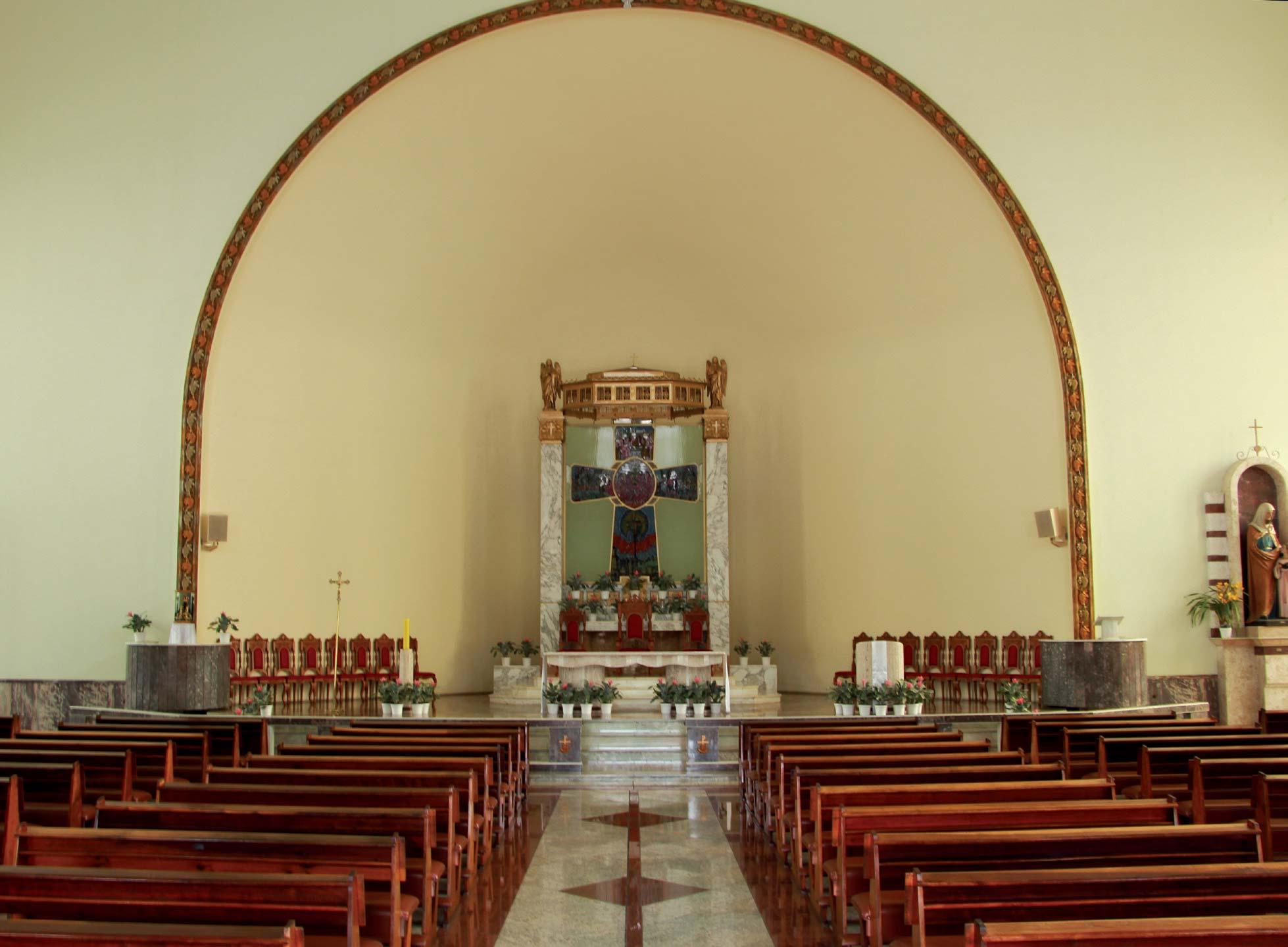 Altar-mor Igreja Matriz de Sant'Ana