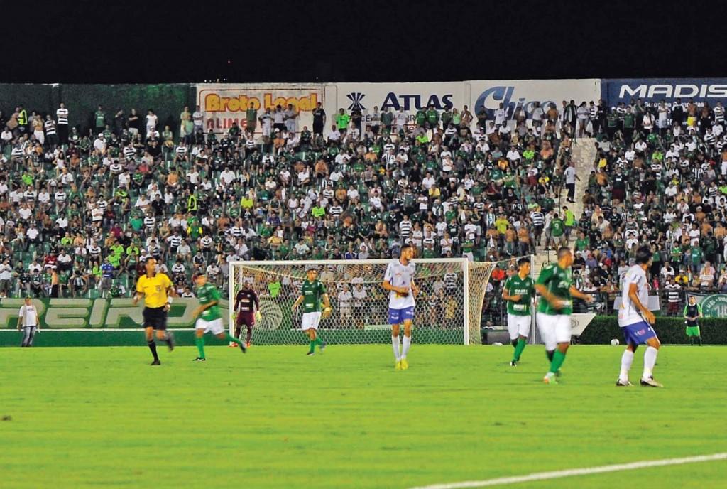 Foto Rodrigo Villalba - Guarani F.C.