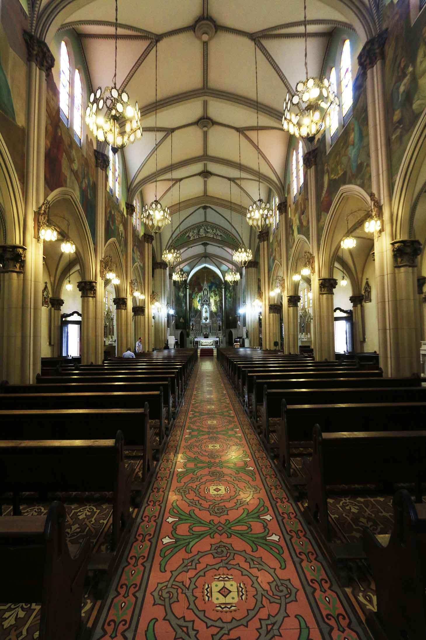 Basílica Nossa Senhora do Carmo em Campinas