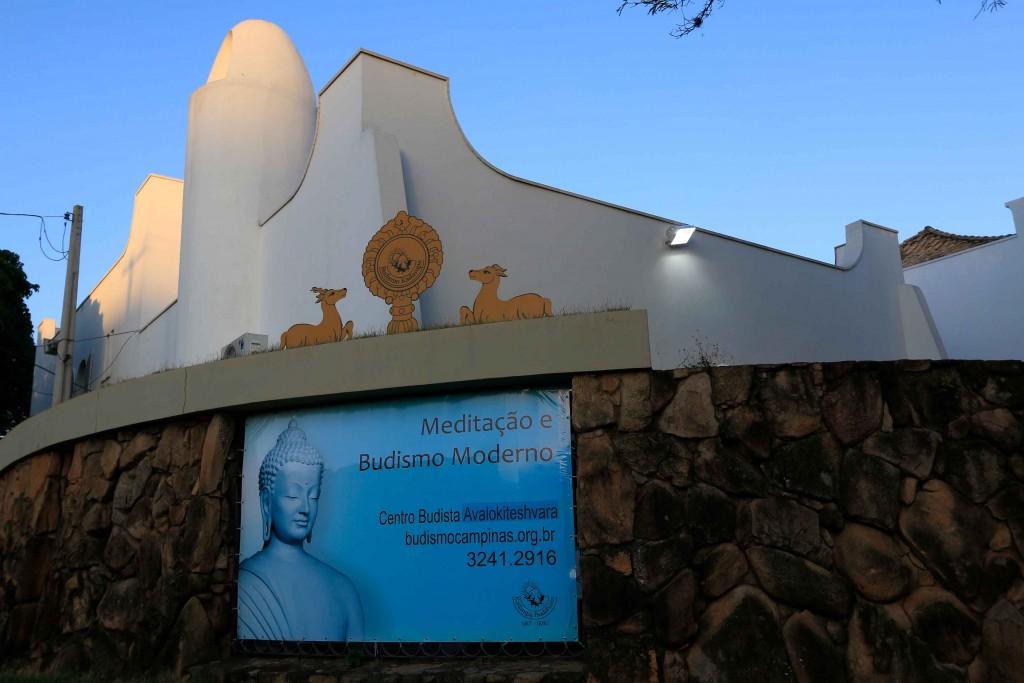 Centro Budista Kadampa Avalokiteshvara em Campinas