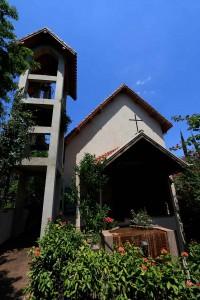 Santuário Nossa Senhora Desatadora dos Nós em Campinas