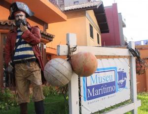 Piratas e Corsários de Santos
