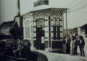Estação Elevatória do Porto – 1911