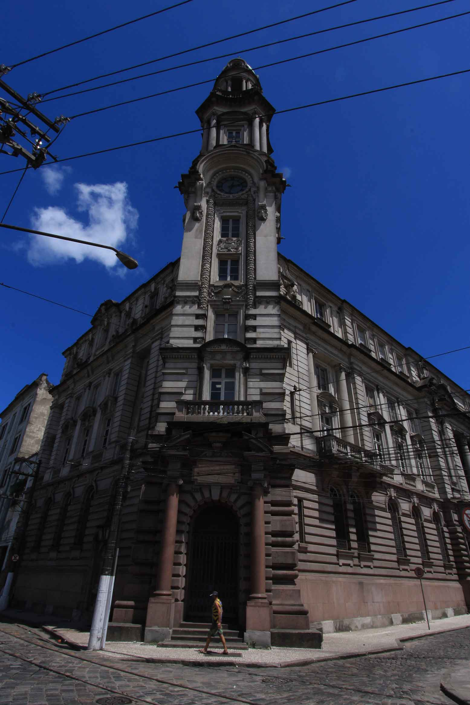 Palácio Oficial da Bolsa de Café