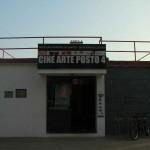 Cine Posto 4 em Santos