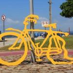 Ciclovia da Orla de Santos