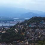 Morros em Santos